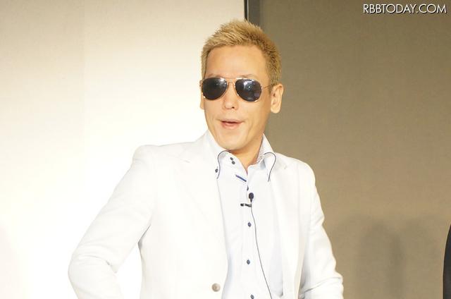 【じゅんいちダビッドソン】結婚式にて本人・本田圭佑からのVTRのサムネイル画像