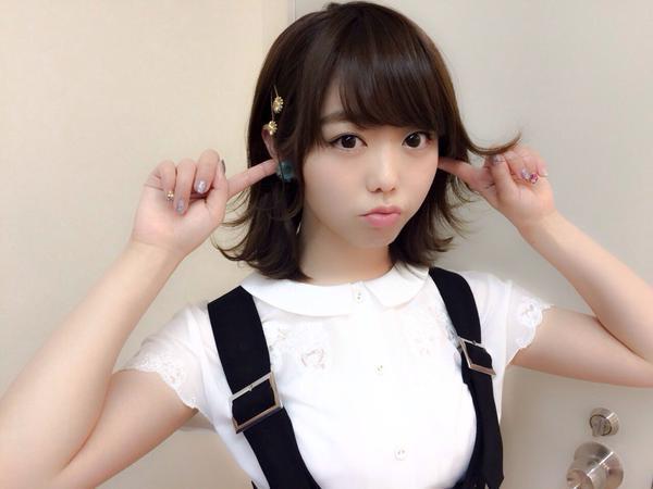 【AKB48・峯岸みなみ】整形願望&整形したいパーツを大公開?!のサムネイル画像