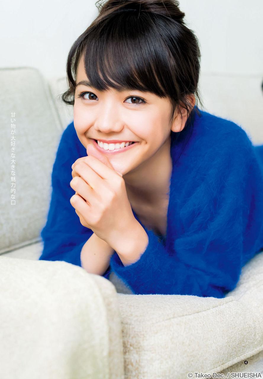【可愛すぎる♡】松井愛莉・爽やかデコ出し&浴衣姿を披露!?のサムネイル画像