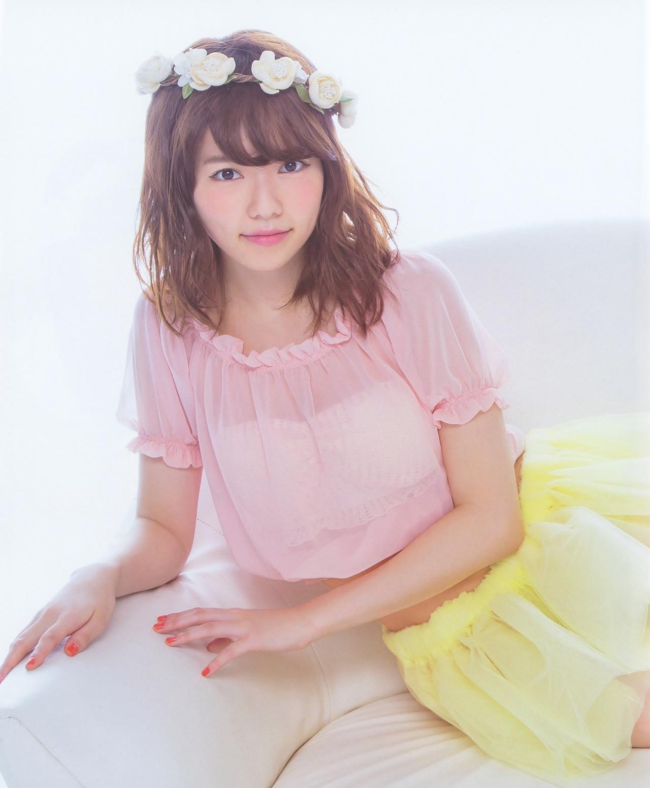 【画像あり】超カワイイ!AKB島崎遥香の最新画像を大公開!のサムネイル画像