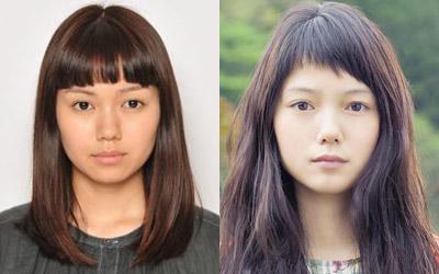 宮崎あおいと二階堂ふみが似すぎてて、見分けがつかない!?のサムネイル画像