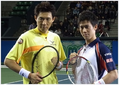 錦織圭を熱く応援する松岡修造は日本テニス界の【開拓者】だった!のサムネイル画像