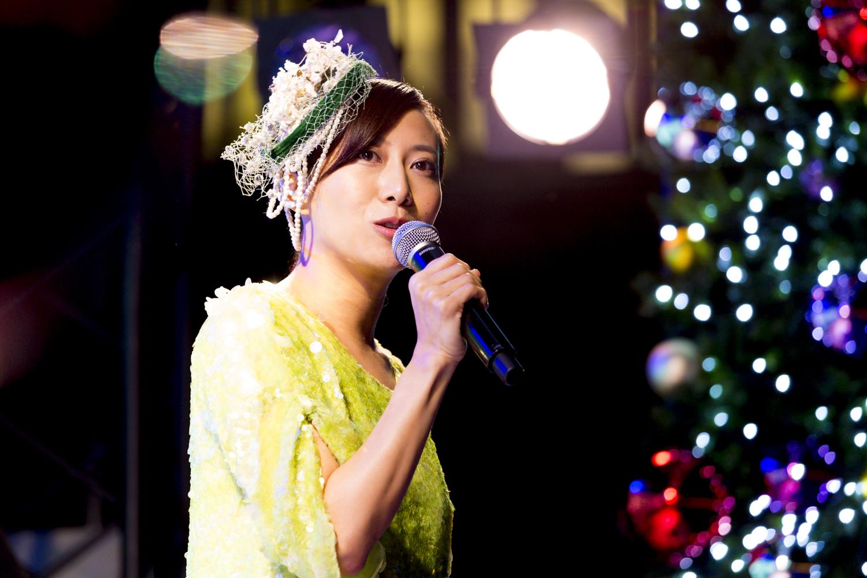 【一青窈】一般人の結婚式・サプライズ登場&ハナミズキを歌う?!のサムネイル画像