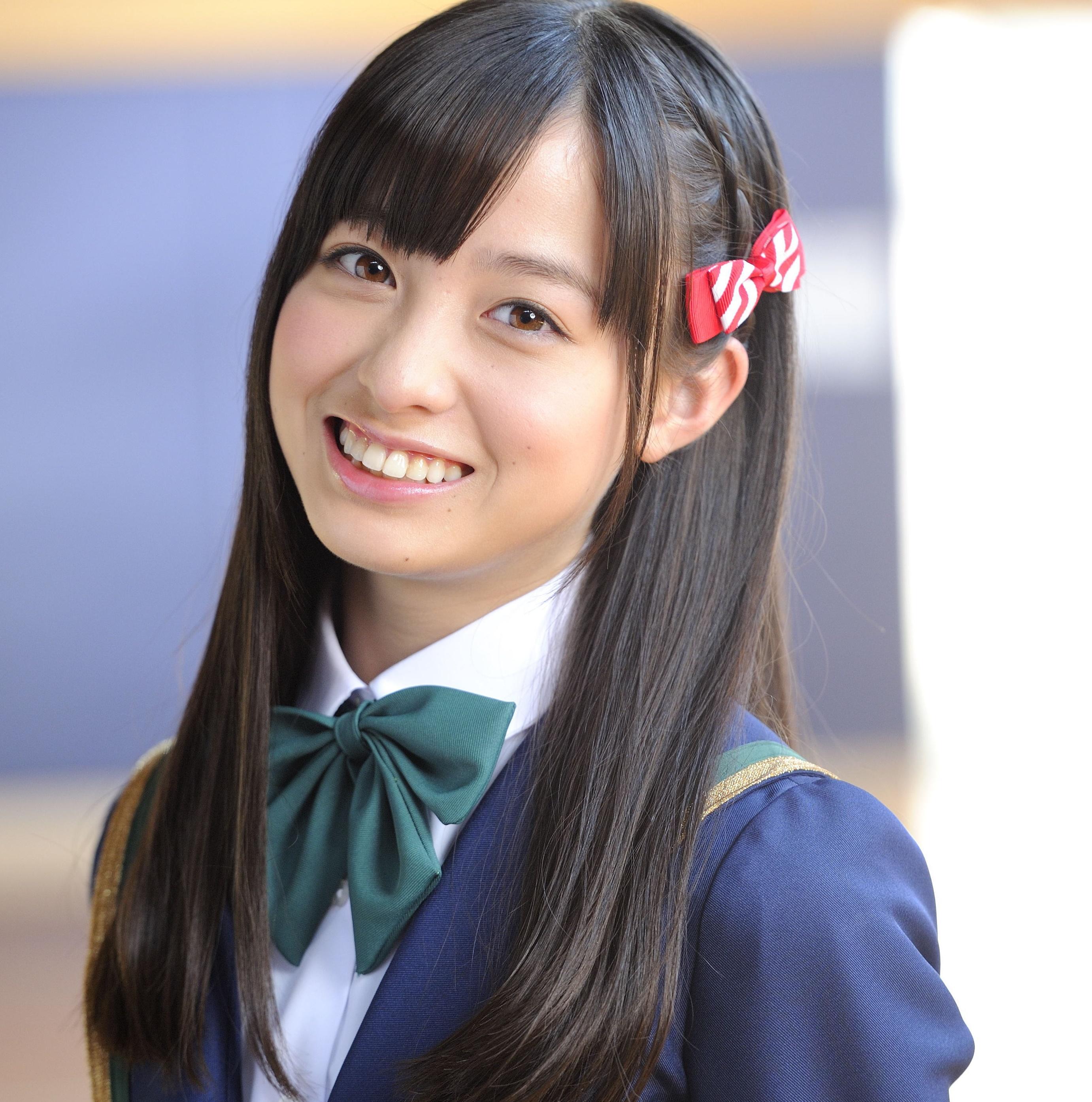 1000年に1度の奇跡の美少女、橋本環奈ちゃん!!でも声が・・・!?のサムネイル画像
