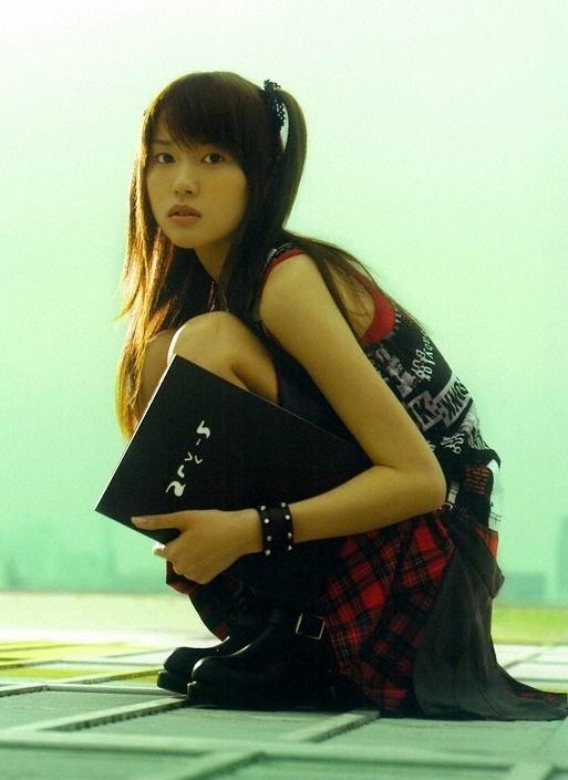 9年経ってもまだ人気!デスノートのミサミサこと戸田恵梨香の魅力!のサムネイル画像