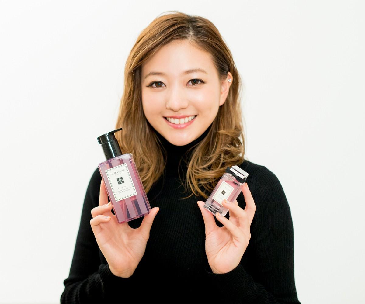 伊藤千晃のプロデュースした香水が人気!ラブパスポートとコラボ!のサムネイル画像