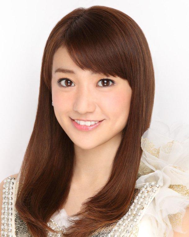 大きすぎる胸!成長したという大島優子の胸は一体何カップなのか!?のサムネイル画像