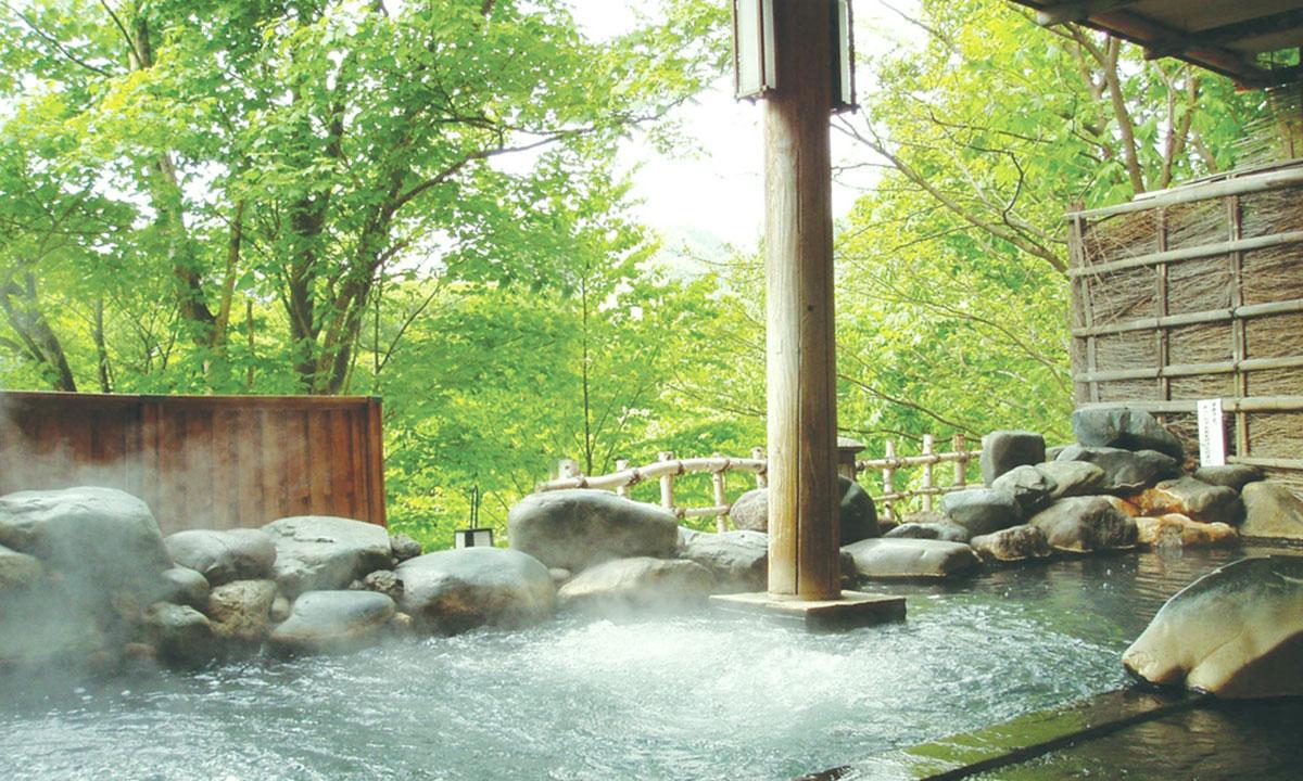 幸せ〜♡ほっこり温泉☆体の悩みに別温泉の効能をまとめてみました!のサムネイル画像