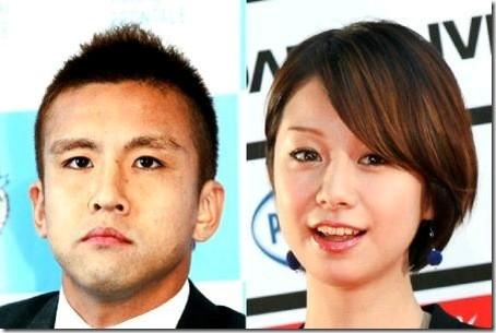 モデル・田中美保が稲本潤一と結婚!!二人の結婚生活とは!?のサムネイル画像