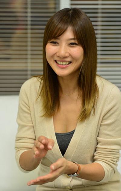 藤崎奈々子は同棲彼氏と結婚もある?!彼氏はガンホーの社長?!のサムネイル画像