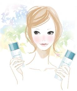 化粧水と乳液の違いは?正しい使い方でお肌のお手入れをしよう!!のサムネイル画像