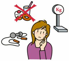 目標-3kg!カロリーコントロールして効果的にダイエット!のサムネイル画像