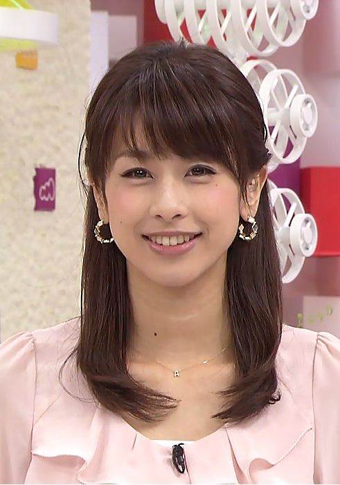 女子アナ!加藤綾子の身長は何センチ!?結構身長が高かった!のサムネイル画像