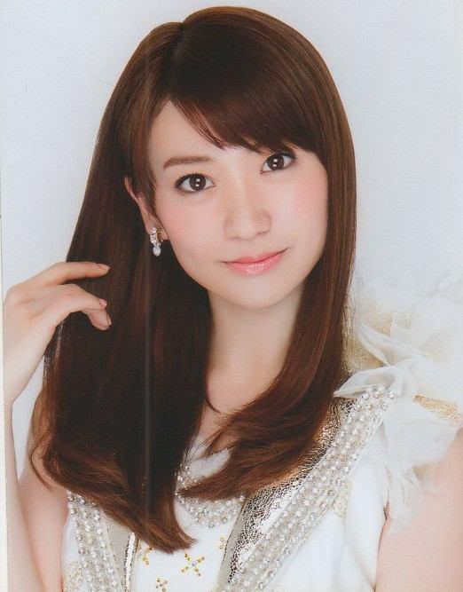 【大島優子の可愛い写真集めました】変幻自在アイドル大島優子!?のサムネイル画像