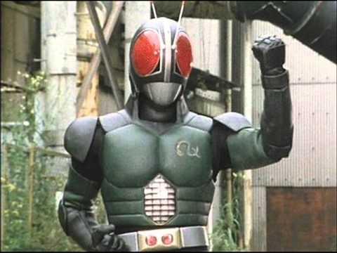 【昭和最後の仮面ライダー】仮面ライダーブラックrxについてのサムネイル画像
