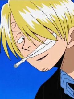 大人気アニメ(漫画)ワンピース麦わらの一味コックのサンジって??のサムネイル画像