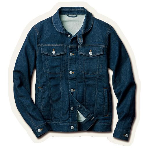 【2015年】デニム&ジャケットの大人格好いいコーデ紹介★【メンズ】のサムネイル画像