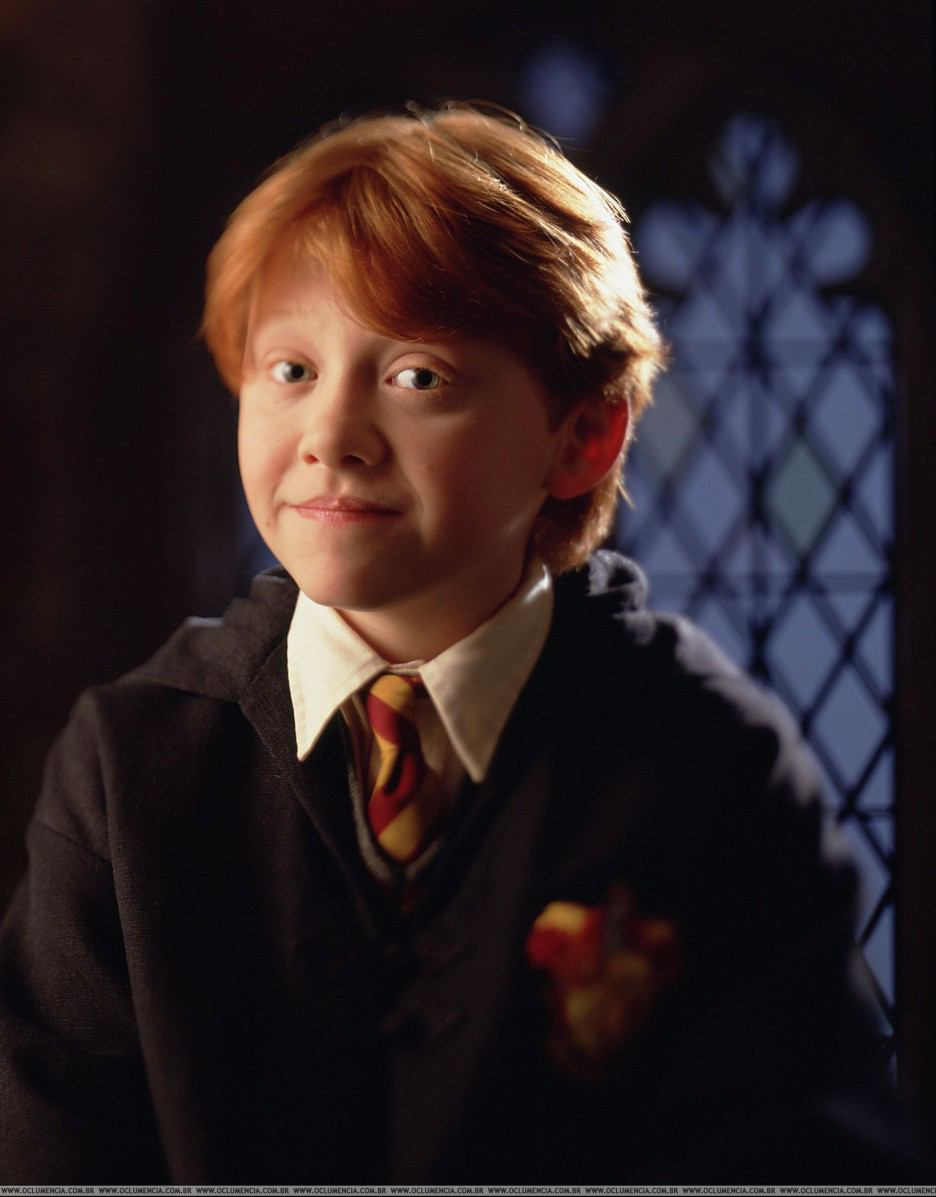 【画像あり】人気映画ハリーポッターの名脇役、ロンの姿はいかに?のサムネイル画像
