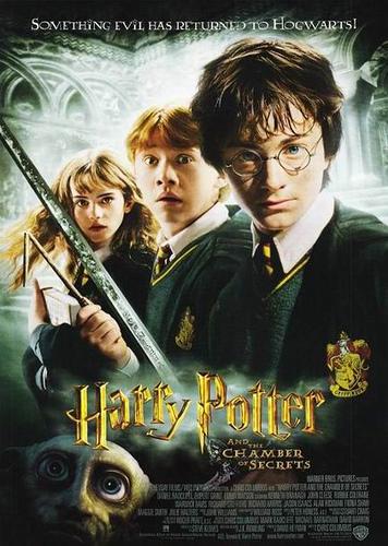 ハリーポッターの通う魔法学校にある寮をご紹介しちゃいます!のサムネイル画像