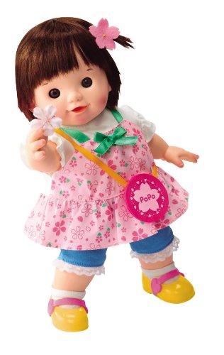 イマドキのお人形遊びはリアルが大事。子供に人気のぽぽちゃんとはのサムネイル画像