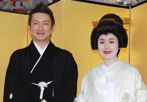 歌舞伎俳優・中村獅童が再婚を発表!お相手の足立沙織さんとは?のサムネイル画像
