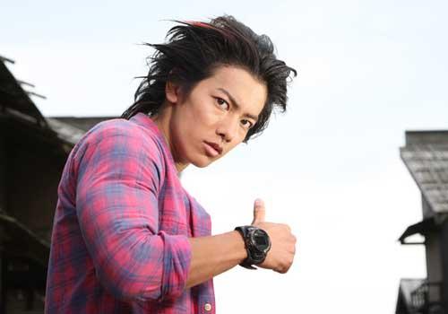 佐藤健の七変化がかっこよすぎと話題に!仮面ライダー電王!のサムネイル画像