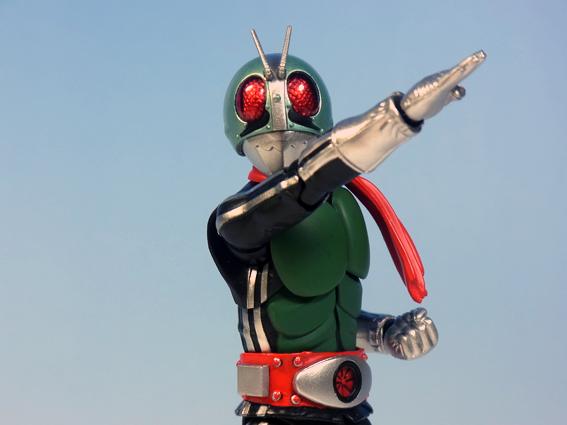 仮面ライダー一号についてまとめてみました。実は一体だけではない?のサムネイル画像