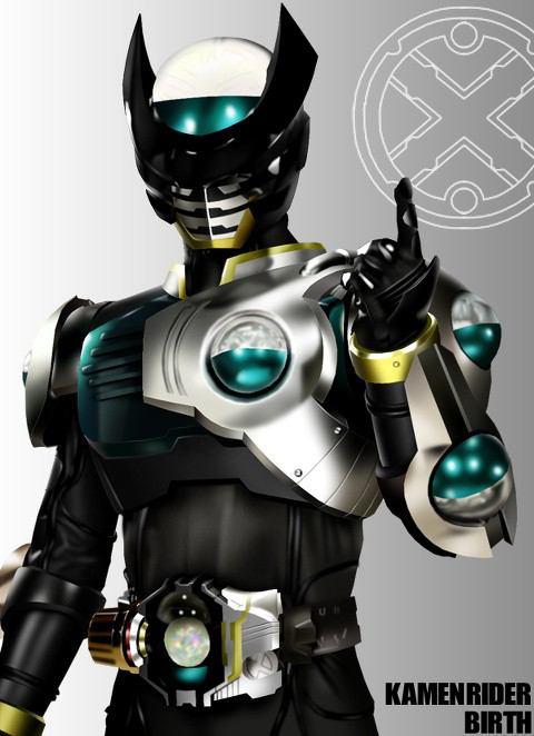 仮面ライダーバースについてまとめてみた「一緒に戦って下さい!」 のサムネイル画像