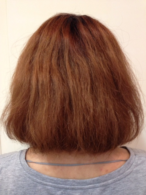 どうにかしたい広がる髪をツヤのあるしっとりした髪にする方法のサムネイル画像