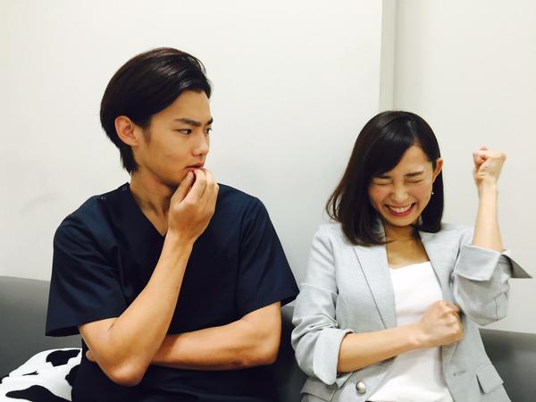 「恋仲」で好演!野村周平『ごめんシリーズ』で市川由衣と2ショットのサムネイル画像