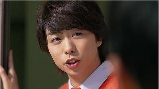 【動画あり】アフラック最新CMは櫻井翔と原千晶の対談編!!のサムネイル画像