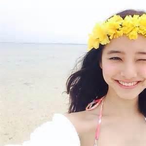 【必見】清純派女優!新木優子の貴重な水着画像を集めました!のサムネイル画像