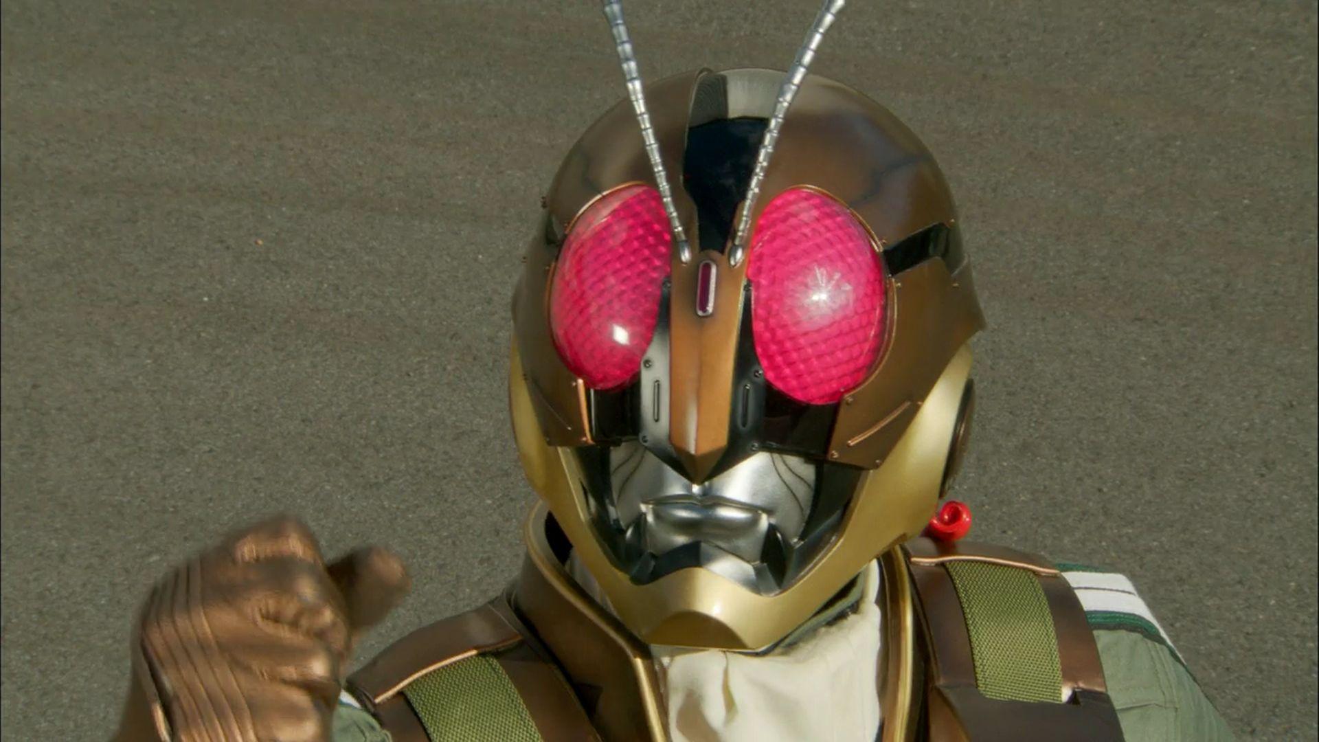 平成の仮面ライダー4号は君だ!仮面ライダー4号をまとめてみました!のサムネイル画像
