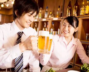 【福岡】食べて飲んで喋って!楽しい街コンで素敵に出会おう!のサムネイル画像