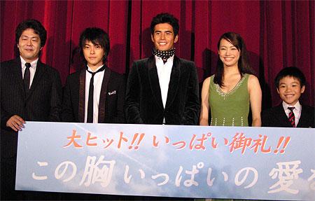 鍛え抜かれた肉体美・伊藤英明さんの映画デビュー~最新作まで♪のサムネイル画像