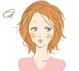 髪のパサつき気になりませんか?髪がパサパサになる原因は何だろう?のサムネイル画像