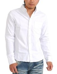 メンズカジュアルは、やっぱり「白シャツ」でしょ!そうでしょ!のサムネイル画像