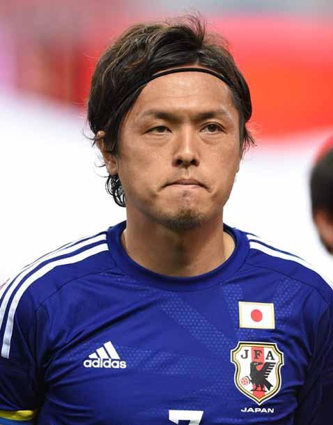 【サッカー日本代表】遠藤保仁の嫁とは!?二人はいつ結婚したの?のサムネイル画像