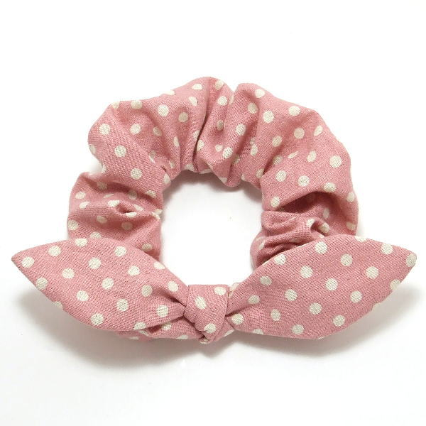 【DIY】簡単!可愛い!布やビーズ、毛糸で作る髪飾りの作り方☆のサムネイル画像