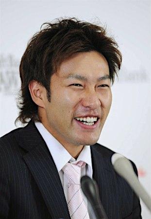 ホークスのモテ男・野球界最強の柳田悠岐選手に彼女がいるって噂のサムネイル画像