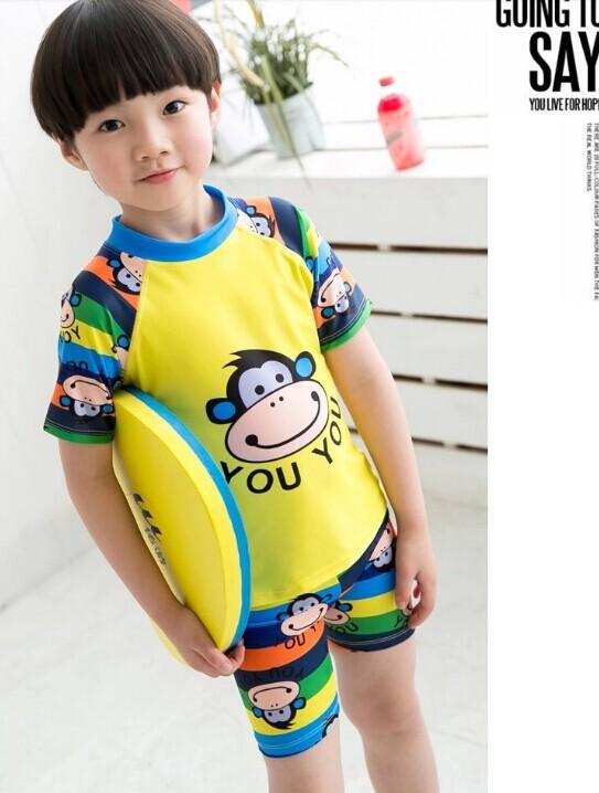 子供が着たら可愛くておしゃれな水着!男の子の水着を集めました!!のサムネイル画像
