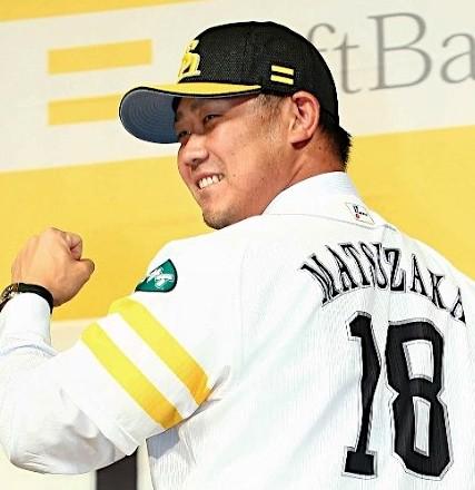 【福岡ソフトバンク】松坂大輔についてまとめてみた!【ホークス】のサムネイル画像