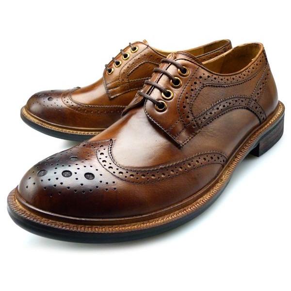 【メンズ】今こそカジュアルに革靴を履きこなしお洒落を極めろ☆のサムネイル画像