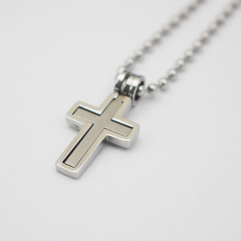 ハッピーを届けてくれる十字架ネックレスで、おしゃれの底上げを!のサムネイル画像