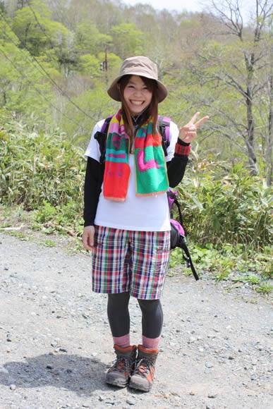 山ガール必見!!普段着にも使える☆参考にしたい可愛い登山服
