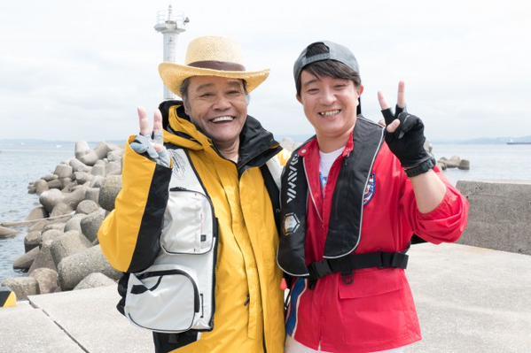 10月スタート濱田岳主演「釣りバカ日誌」スーさん役に西田敏行?!のサムネイル画像