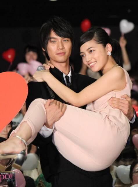 【えっ?映画だけの関係じゃないの?!】川口春奈と福士蒼汰の関係のサムネイル画像