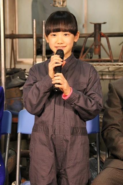 10歳の社長!?芦田愛菜主演のNHKザ・プレミアム「ラギッド!」のサムネイル画像