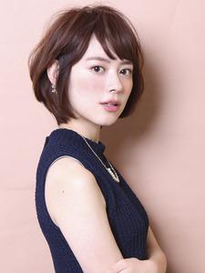 【髪型】今年の秋冬はキュートな「ショートボブ」できまり!!のサムネイル画像