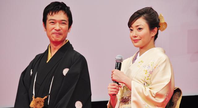 スピード婚の堺雅人と菅野美穂がスピード離婚危機!?その訳とは!?のサムネイル画像